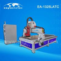 Buy cheap 1325 Linear Tool Changer CNC Router Machining Center for Modern Furniture Making from wholesalers