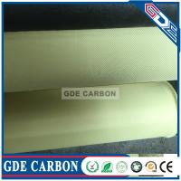 Buy cheap Plain weave Kevlar Fabric and Tape from wholesalers