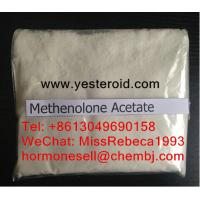 Buy cheap Bodybuilding Primobolan Steroids Methenolone Acetate Raw Steroid Powders CAS 434-05-9 from wholesalers