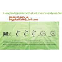 Buy cheap Compostable Cornstarch Biodegradable Recycling Bags 100% Environment Friendly from wholesalers