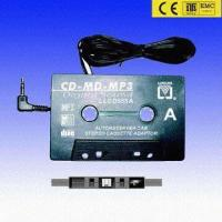 Buy cheap CE-/EMC-Approved Car CD/MD/MP3 Cassette Adapter (China from wholesalers