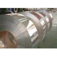 1% Nickel Stainless Steel Cold Rolled Coil , Anti Corrosion 201 Steel Strip Coil