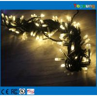 Buy cheap tree decora 100leds AC christmas led light string from wholesalers