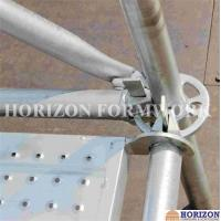 Buy cheap Heavy Duty Wedge Lock Scaffolding System Hot Dip Galvanized Hot Dip Galvanized product