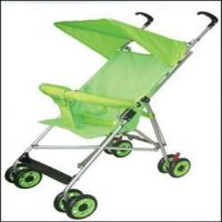 Buy cheap green light weight baby stroller from wholesalers
