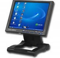 Buy cheap Projected Touch Screen Computer Monitor , USB Touch Screen Industrial Monitor from wholesalers