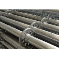 Buy cheap hot sale hot dipped galvanized metal scaffolding Ringlock Standard used in construction from wholesalers