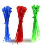 Buy cheap UV Resistant Multi Color 94V-2 Nylon 66 Stainless Steel Strips from wholesalers