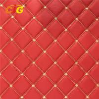 Buy cheap Non Woven PVC Artificial Leather 150cm - 155cm Width For Car Flooring product