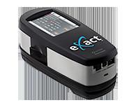 Buy cheap X-Rite eXact CIE LAB handheld color measurement bluetooth CMYK density spectrophtoometer with touch-screen display from wholesalers