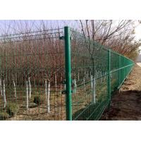 Buy cheap Multicolor Galvanized Farm Mesh Fencing For Fruit Trees Planting from wholesalers