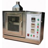 Buy cheap Industry Fire Testing Equipment Interior Material Flame Resistance FMVSS 571.302 product