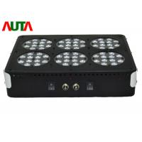 Buy cheap 72 LEDs 200 Watt Commercial LED Aquarium Lights IP65 383 X 283 X 85 mm from wholesalers