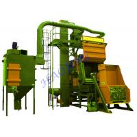 Buy cheap High Precision Shot Blasting Machine For Heat Treated Forgings from wholesalers