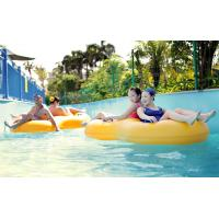 Buy cheap Family Water Park Lazy River Water Slide For Children Over 10 Years Old from wholesalers