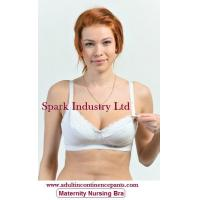 Buy cheap Breathable Maternity Belly Bands , Maternity Nursing Bra with Boxer from wholesalers