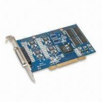 Buy cheap DVR Card with 16 Channels, Supports Snap Shot Function and Real-time Recording product