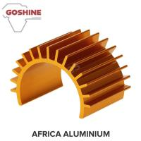 Buy cheap Excellent thermal conductance aluminum extrusion profile for heat sink from wholesalers