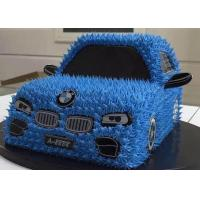 Buy cheap Cool Car Patterns Edible Transfer Paper For Cakes / Chocolate Colorful from Wholesalers