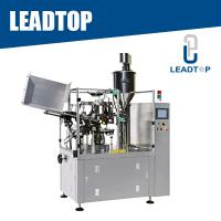 Buy cheap Cream And Ointment Tube Filling Machine / Plastic Tube Sealing Machine from wholesalers