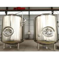 Buy cheap 10BBL-100BBL Bright Beer Tank/Brite Tank/Conditioning Tank from wholesalers