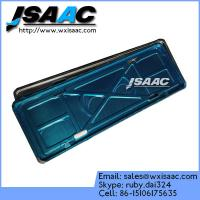 Buy cheap Stainless Car License Plate Frame / bracket Covering Film from wholesalers