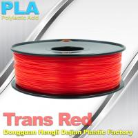 Buy cheap Non-toxic Colorful  1.75mm PLA Filament For 3D Printer Material Small Shrinkage product