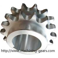 Buy cheap Large Diameter Stainless Steel Conveyor Chain Sprocket ISO 9000 Certificated from wholesalers