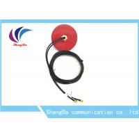 Buy cheap Electronics External Auto GPS Antenna 3M Glue Built - In Active Amplifier from wholesalers