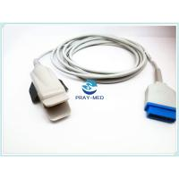 Buy cheap GE Marqutte Oximax Reusable Spo2 Sensors 11 Pin Connector 3m / 10ft Cable from wholesalers