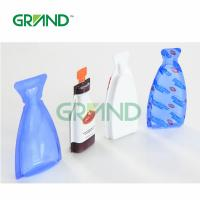 Buy cheap GGS-240 P5 bottle filler plastic ampoule automatic liquid filling sealing machine from wholesalers