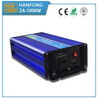 Buy cheap Low Interference 1Kva Hybrid Pure Sine Inverter For Solar Panel Gel Battery from wholesalers