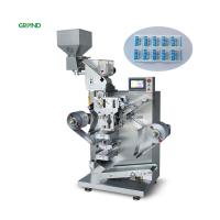 Buy cheap Medical Strip Packaging Machine Aluminum Aluminum Tablet Packaging Stable product
