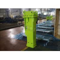 PC100 Excavator Hydraulic Breaker JSB900 Road Construction Equipment