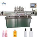 Buy cheap Plastic Detergent Filling Machine Shampoo Bottle Filling Machine 380v 50hz 3 Phase from wholesalers