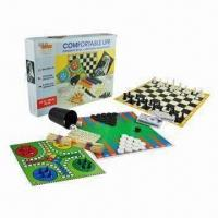 Buy cheap 7-in-1 OEM Board Game, Professional Board Game Development from wholesalers