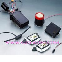 Buy cheap FM-FM 2-way LCD Pager Motorcycle Alarm product
