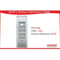 Buy cheap APF High Quality Three Phase Three Wire Active Harmonic Filter for Electricity Saving Device product