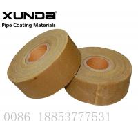 Buy cheap Denso Prteolaum Anti Corrosive Tape For Vessel , protective Pipe Wrapping Tape from wholesalers