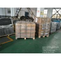 Buy cheap die casting & plastic injection part packed for trucking shipment to Euro from wholesalers