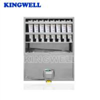 China Smart Industrial Ice Cube Machine , Restaurant Ice Maker Safe Operation on sale