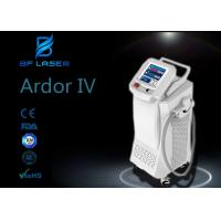 Buy cheap Salon 808nm Diode Laser Hair Removal Machine For Men Female Chin / Facial Hair Reduce from wholesalers