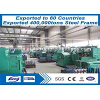 Buy cheap Industrial Steel Structure Warehouse Steel Workshop pre fab structure DIN material from wholesalers