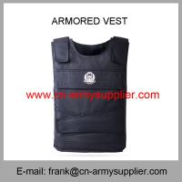 Buy cheap Wholesale Cheap China Army Nijiiia Aramid Ud Police Armor Ballistic Vest from wholesalers