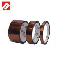 Buy cheap Free sample ! 260 degree heat resistant polyimide 3D printer protection brown adhesive tape from wholesalers