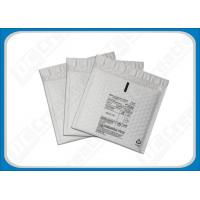 Buy cheap 160 × 160 Light-Weight Plastic Film Protective Poly Bubble Envelopes , Printed Bubble Envelopes from wholesalers