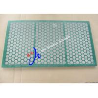 Buy cheap Oil Drilling Rig Scomi Shaker Screen In Solids Control System 1175 X 610 mm from wholesalers