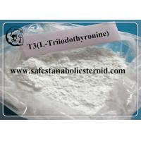 Buy cheap L-Triiodothyronine Fat Loss Hormones T3 Liothyronine Sodium Fat Burning Steroids Powder from wholesalers