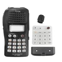 Buy cheap Replacement Front Housing Case For ICOM IC V85 Walkie TWO WAY RADIO HOUSING from wholesalers