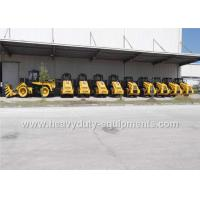 Buy cheap Hydraulic Vibratory Road Roller XG6201 having Safe and reliable 3 stage braking system from wholesalers